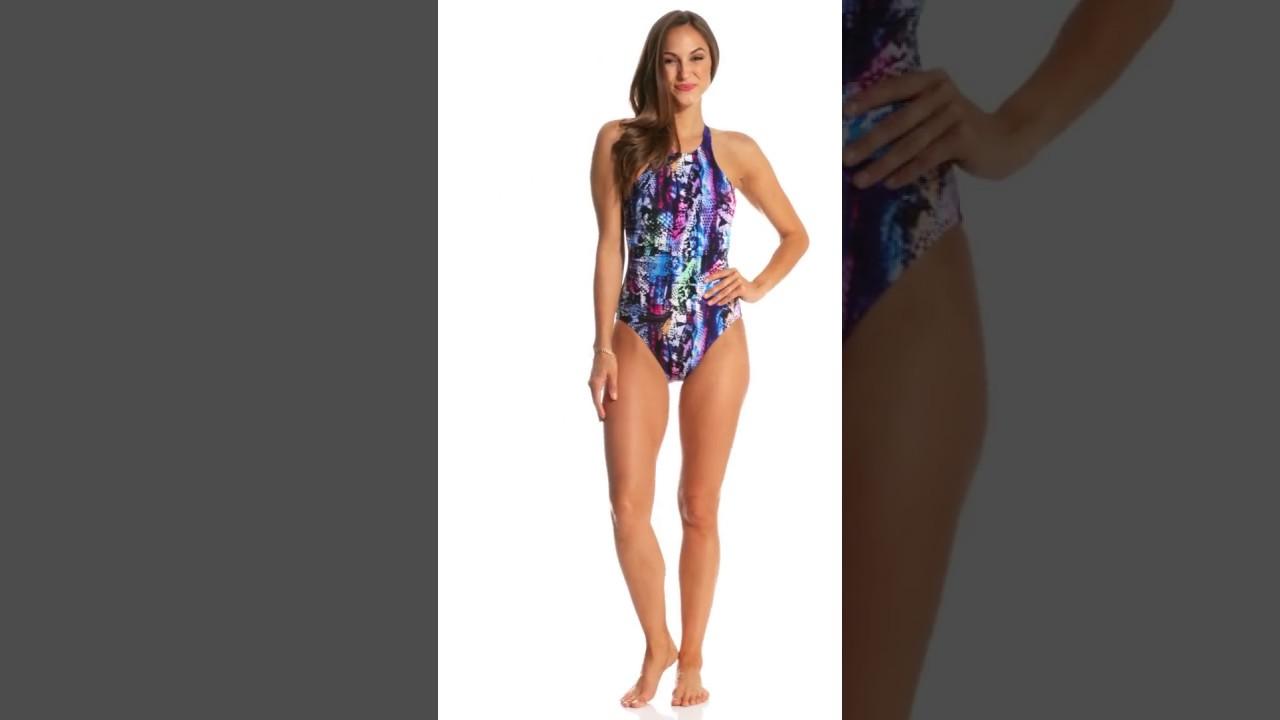 804fa89765 Magicsuit by Miraclesuit Boa Danika One Piece Swimsuit | SwimOutlet.com