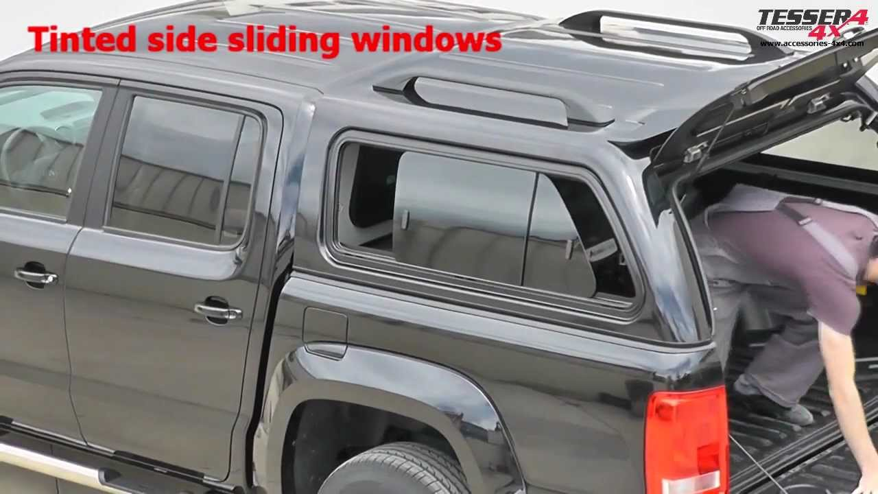 at www.accessories-4x4: vw amarok abs canopy off road 4x4