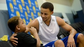 Splash Brothers Family Basketball Clinic, presented by Kaiser Permanente