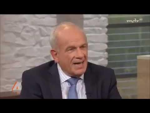 Peter Hahne über Enst der Lage im  Irrenhaus Deutschland