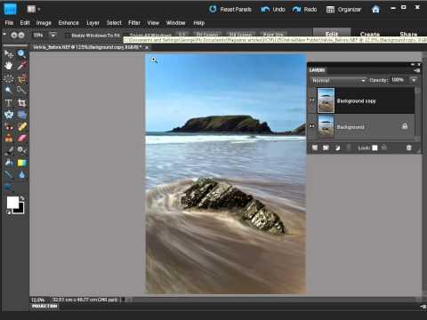 Jak nadać fotografii wygląd slajdu Velvia [kurs Photoshopa]