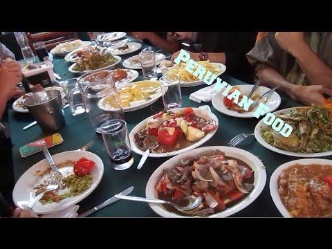 PERUVIAN FOOD | PERU VLOG