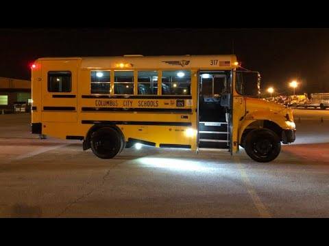 Columbus City Schools introduces new school bus aimed at keeping students safer