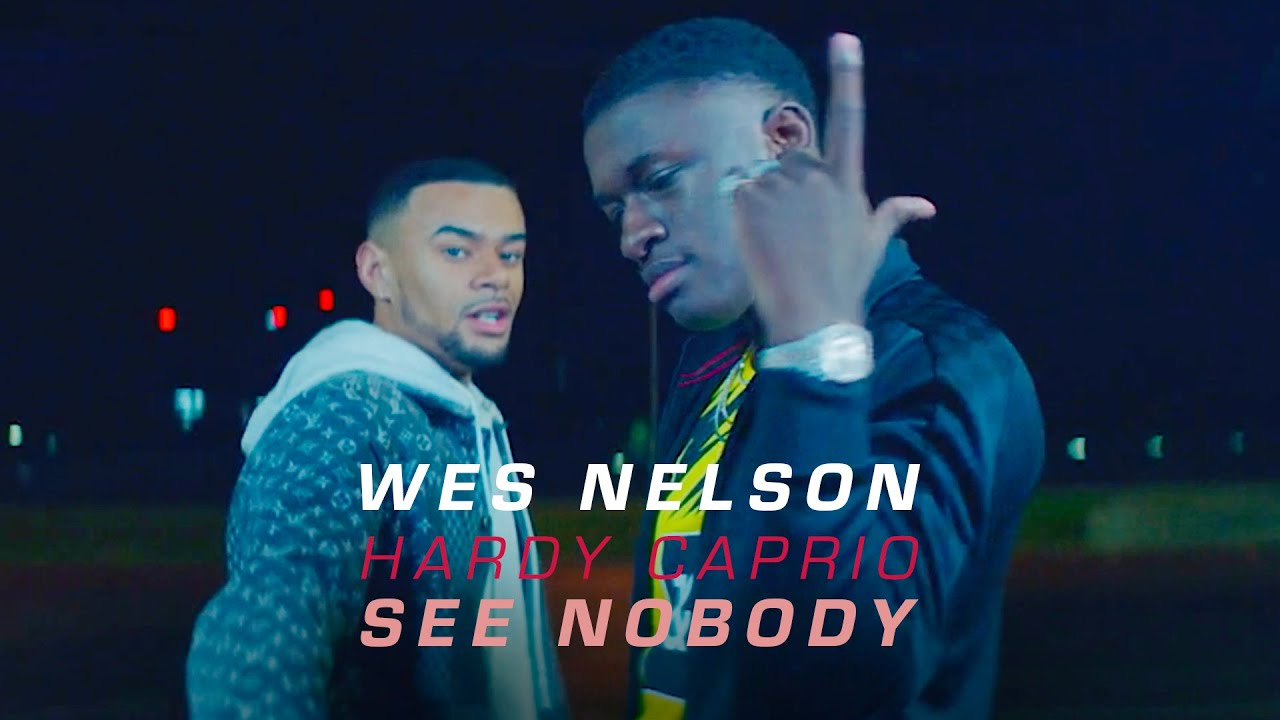 Download Wes Nelson - See Nobody (Ft. Hardy Caprio) Official Video