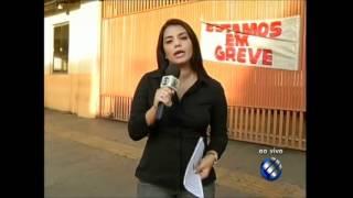 Hospital Bettina Ferro e Barros Barreto em estado de greve.