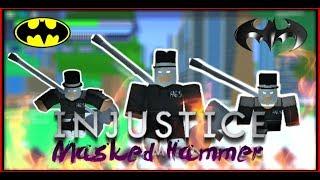 Injustice 2 | Roblox | LIFE AS AN SUPERHERO!