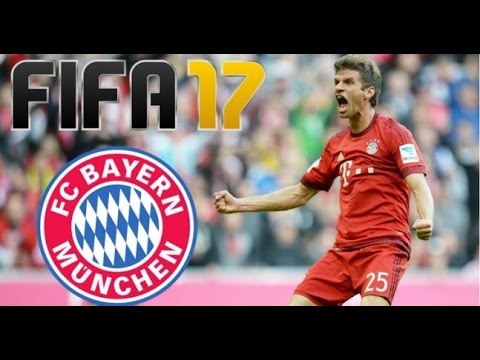 GOAL OF THE GAME  #FIFA17#ONLINE  #BAYERN
