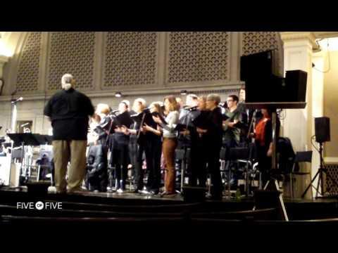 Five-By-Five: SRJO Ellington Sacred Concert 2012