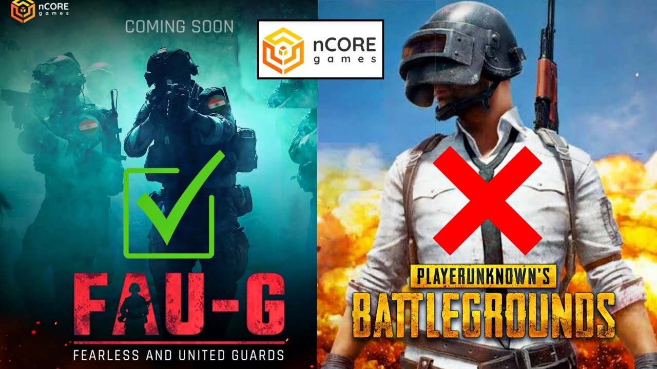Download FAU-G GAME COMING SOON  PUBG ALTERNATIVE GAME IS COMING IN INDIA  MULTIPLAYER ACTION GAME UNBAN PUBG