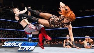Becky Lynch vs. Ruby Riott: SmackDown LIVE, March 27, 2018