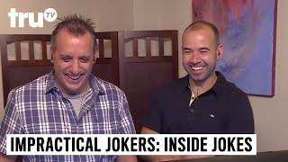 Impractical Jokers: Inside Jokes - Time for Broccoli! | truTV