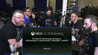 Microsoft E3 2018 Press Conference FULL REACTION!!