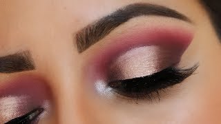 Rose Gold Halo Eye Makeup Look (HINDI) | Deepti Ghai Sharma