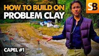 Capel Build #1 - Building Foundations for a House