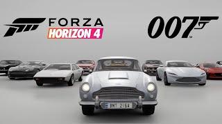 Forza Horizon 4 - Best Of Bond Car Pack Official Trailer