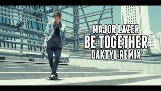 Major Lazer - Be Together - (Daktyl Remix) - Freestyle by @VinnyBalbo | Filmed by @TimMilgram