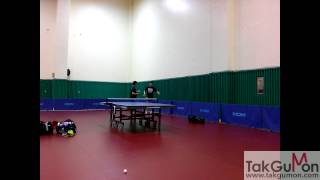 xu xin and fan zhendong training busan part 1