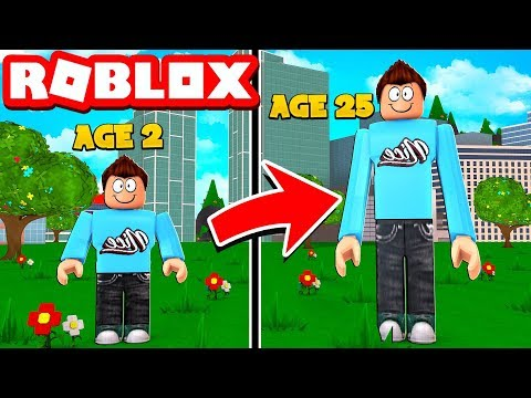 GROWING-UP | ROBLOX MOVIE
