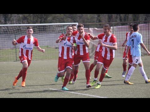 Omladinska liga: Rad - Crvena zvezda 0:2 | Ceo meč