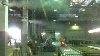 Система туманообразования(Локальное промышленное охлаждение. ООО