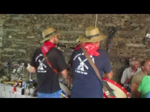 Peredo dos Castelhanos, 8 Setembro 2018. Vindimas Qta do Porral dos Irmãos Ferreira.