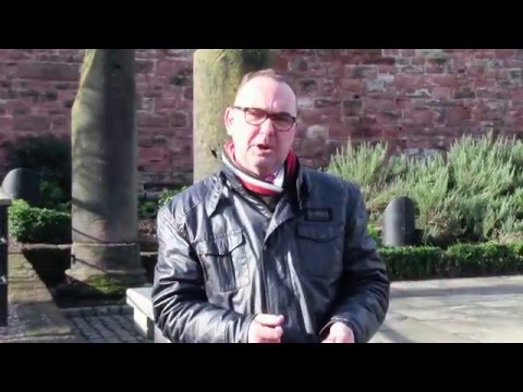 Chester UK Walking Tour