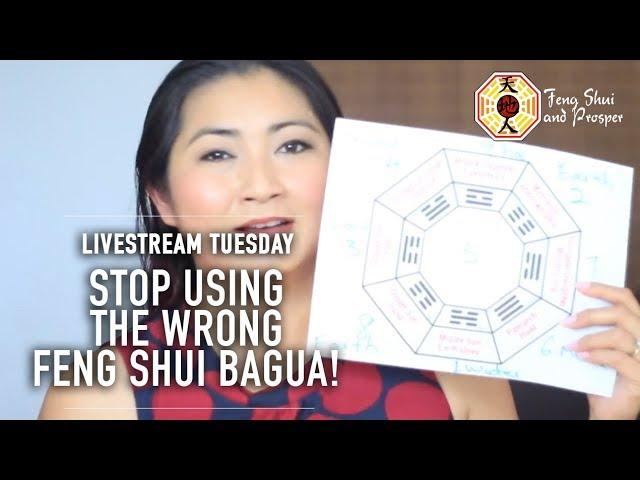 Stop Using The Wrong Feng Shui Bagua