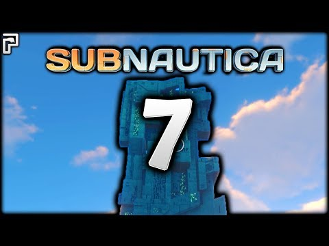 Subnautica | Sunbeam Crash, ALIEN Facility & REAPER! | Subnautica Gameplay/Let's Play [Episode 7]