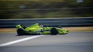 3x Minardi F1 - SUPER LOUD V10 Sound - Italia A Zandvoort 2014