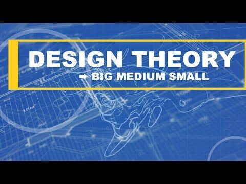 Design Theory: Big Medium Small