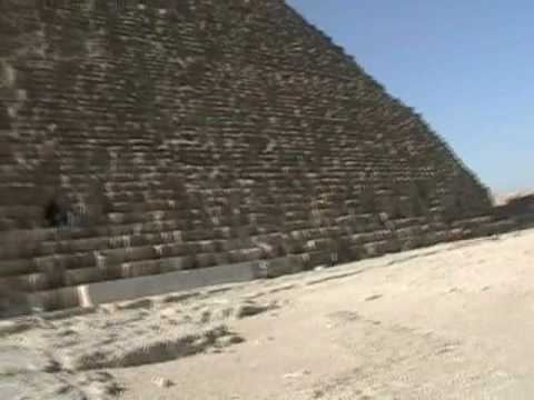 inside pyramids of egypt
