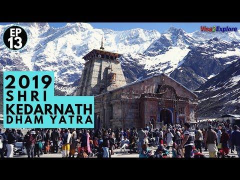 Complete Guide Shri Kedarnath Dham Yatra | Sonprayag to Kedarnath JI 17 km | EP 13