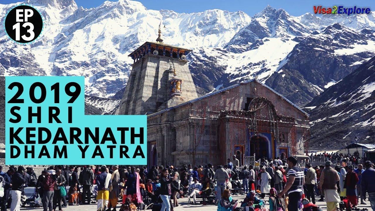 Download EP 13 Complete Guide Shri Kedarnath Dham Yatra | Sonprayag to Kedarnath JI 17 km