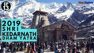 EP 13 Complete Guide Shri Kedarnath Dham Yatra | Sonprayag to Kedarnath JI 17 km