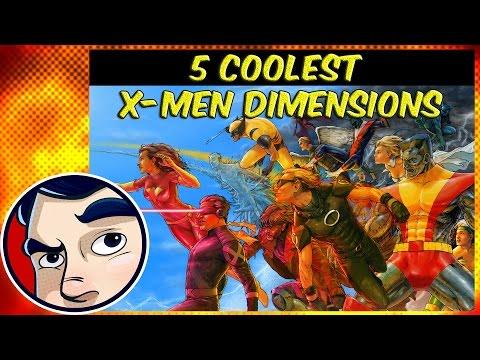 Top 5 Coolest X-Men Alternate Universes