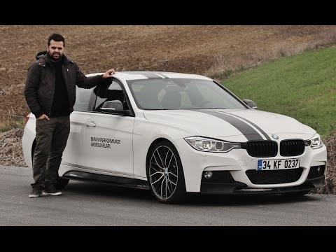 Test - BMW 320d M Performance
