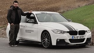 Test - BMW 320d M Performance // Eren Tekin