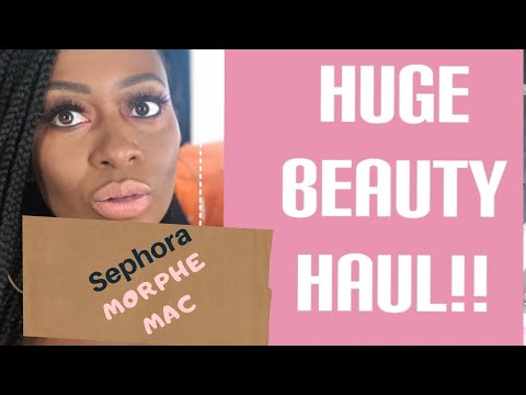 Ulta & Sephora + MAC Beauty Haul Summer 2019! thumbnail