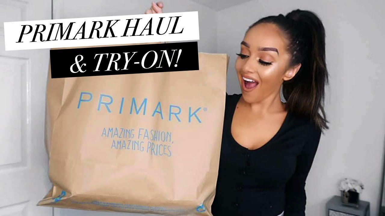 e6bf5d916b NEW IN PRIMARK HAUL & TRY-ON! // DECEMBER 2018 - YouTube