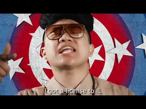 Hulk Hogan Vs. Kim Jong-il. *New Edit*  Epic Rap Battles Of History