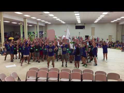 Fish Camp 2017 - Camp Graves - Yell Off