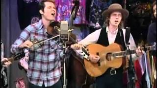 Old Crow Medicine Show/Wagon Wheel on Marty Stuart 06/04/11