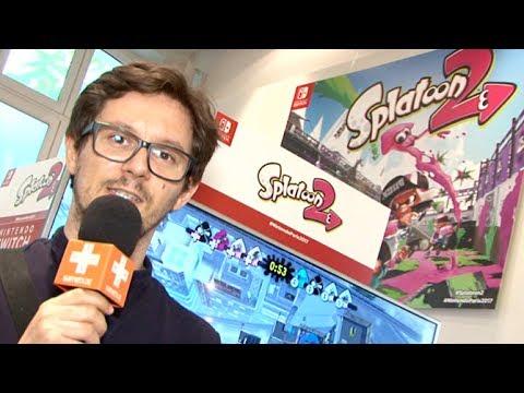 "Splatoon 2 : On a joué au mode ""Salmon Run"", nos impressions"