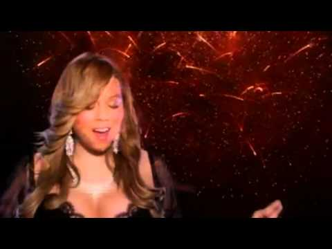 Mariah Carey Auld Lang Syne The New Year's Anthem BabieBoyBlew Johnny Vicious Warehouse Video Mix