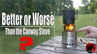 Worth $19? - 🔥 TOMSHOO Budget Gasifier Wood Stove - Review