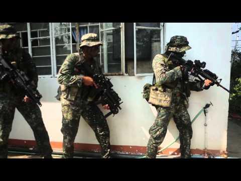 US, Filippino Forces conduct Amphibious Raid