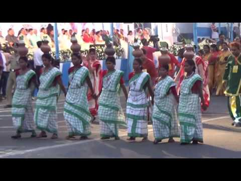 World's 1St. Grand Carnival Of Durga Puja Immersion At Red Road, Kolkata, W.B, India | Part 2 Of 5