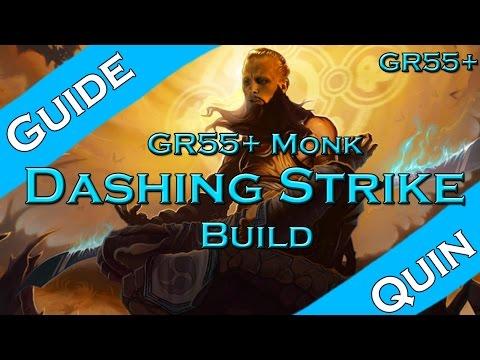 Diablo 3: GR55+ Dashing Strike Monk (2.2 | Season 3)