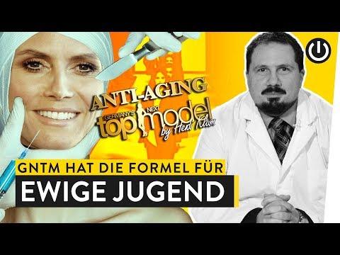 Das Anti-Aging Geheimnis von Germanys next Topmodel – Warum GNTM immer noch läuft | WALULYSE