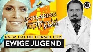 Das Anti-Aging Geheimnis von Germanys next Topmodel - Warum GNTM immer noch läuft   WALULYSE